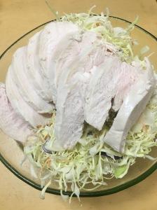自作サラダチキン