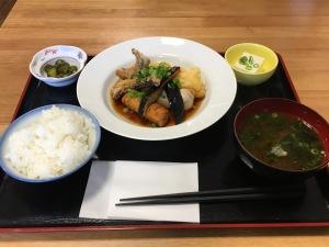 アグリの郷栗東日替り定食