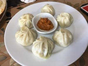 インド料理シナモン モモ
