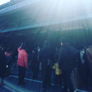 草津線沿線を行くSHINOBI-TRAINの旅 旧和中散本舗