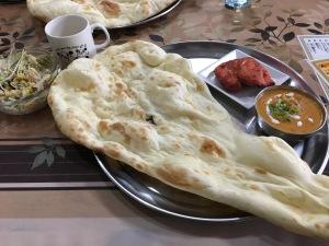 インド料理シナモン ランチFセット