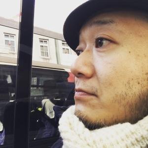 草津線沿線を行くSHINOBI-TRAINの旅